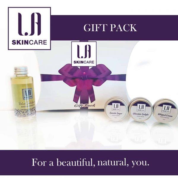 LA Skincare Gift Set