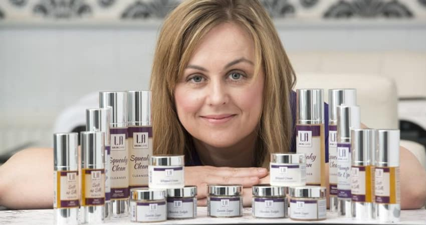 Meet the beauty expert behind the brand, LA Skincare