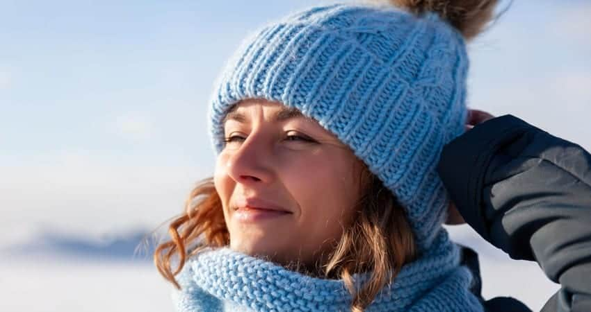 How to Get Rid of Dry Skin: 7 Tips for Winter Skincare