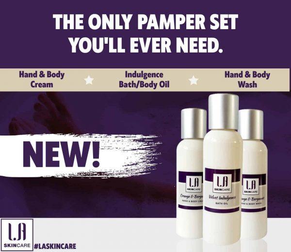 LA Skincare Body Products